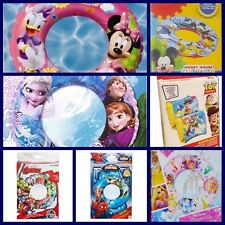 Genuine Disney High Quilty Inflatable Swim Ring Armbands,Frozen,Princes,Avengrs