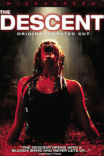 The Descent (DVD, 2006, Unrated Edition, Widescreen) L@@K FREE Shipping!!