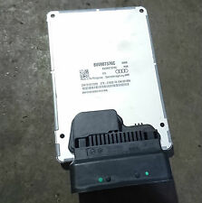 AUDI S3 8V 2013 - ON ELECTRONIC SUSPENSION CONTROL MODULE ECU 8V0907376C