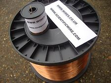0.40mm - ENAMELLED COPPER WINDING WIRE, MAGNET WIRE, COIL WIRE - 50g