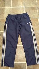 Mens Adidas Dark Blue Athletic Sweat Pants Size XL
