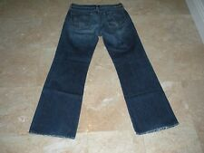 Seven 7 for all Mankind Distressed RELAXED Jeans, SIZE 33 / 32  $198
