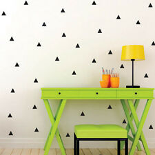 Triangle Polka Dot DIY Removable Wall Sticker Home Decor Kids Room DIY PVC Decal