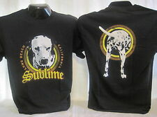 Sublime T-Shirt Tee Music Lou Dog Long Beach CA Band Apparel New 268