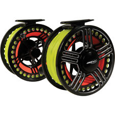 Airflo New V-Lite Reel With Free Fly Line