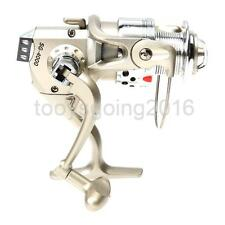 New 6BB High Power Gear Spinning Spool Fishing Reel SG4000 White/Champagne/Black