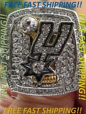 San Antonio Spurs Tim DUNCAN 2014 NBA championship Ring - U.S.A. Seller