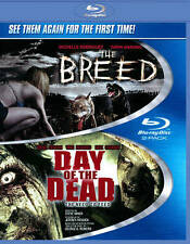 The Breed/Day of the Dead (Blu-ray Disc, 2011, 2-Disc Set)