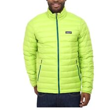 Patagonia Mens Down Sweater Jacket       Peppergrass Green   MSRP $229.00