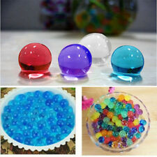 Beautiful Plant Decor Magic Plant Flower Crystal Mud Soil Balls Water Beads vhk