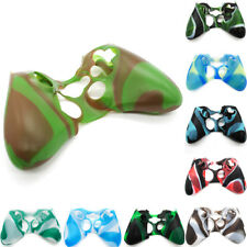 Useful Cool Camouflage Silicone Skin Cover Case for Xbox 360 Game Controller XC