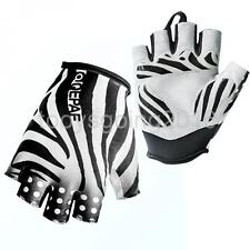 QEPAE Short Half Finger Gloves Mountain Bike Bicycle Cycling Gloves - S/M/L/XL