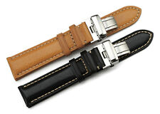18mm 19mm 20mm 21mm 22mm Soft Genuine leather Watch Band For Movado Watch Strap