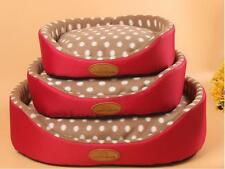 2016 New Large Pet Dog Cat Bed Washable Warm Soft Removable Cushion Mat Blanket