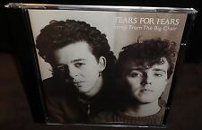 Tears For Fears - Songs From The Big Chair (CD, 1999)