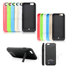New 3500mAh External Battery Case Backup Power Bank Charger Cover For iphone6/6S