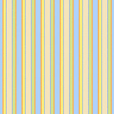 Yellow, Green, Blue Stripe Flannel - Henry Glass 6329-11 (sold by the 1/2 yard)