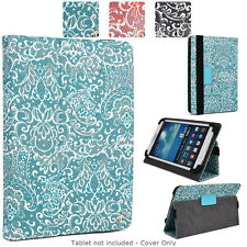 7 inch Tablet Paisley Protective Folding Case Cover with Stand M1082-7