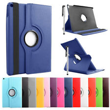 Smart Leather 360° Degree Rotating Smart Stand Case Cover For iPad Air 1st Gen