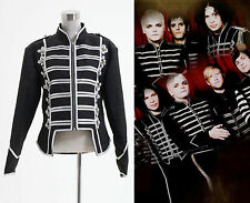 My Chemical Romance Military Parade Jacket Coat Costume Cosplay Halloween Party