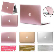Frosted Rubber Hard Case For Macbook Air11/13 Pro13/15 with Retina12/13/15 &Gift