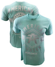 Authentic Affliction American Fighter Jacksonville 50/50 T-Shirt MMA UFC