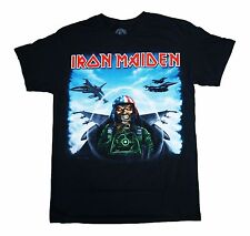 IRON MAIDEN - Jetfighter - T SHIRT S-M-L-XL-2XL Brand New - Official T Shirt
