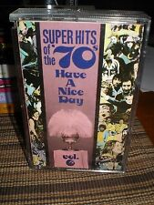 Super Hits of the '70s: Have a Nice Day, Vol. 6 Cassette, 1990, Rhino