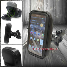 Water Resistant Bicycle Bike Mount Phone Holder Zipper Case For GALAXY Models
