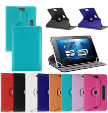 """Smart Leather Folio 360° Case Cover For Android Tablet PC 7"""" 8"""" 9"""" 10"""" Hotsale"""