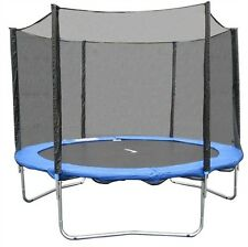 Woodworm 6ft, 10ft, 12ft Trampoline - Safety Net/Ladder/Cover