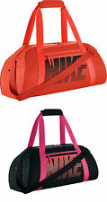 NWT Nike Women's Gym Club Training Duffel Bag Sports Carry All - 2 Colors