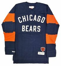 Mitchell & Ness Navy NFL Chicago Bears Long Sleeve T-Shirt