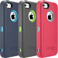 New OtterBox Defender Series Case for Apple iPhone 5c with Belt Clip Holster