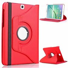 "360 Rotation Leather Case Stand Cover For Samsung Galaxy Tab A 9.7"" A6 7"" 10.1"""