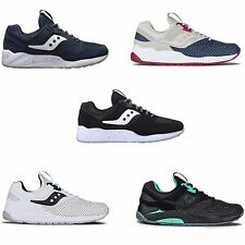 Saucony Mens Originals Grid 9000 Shoes Fashion Sneaker