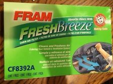 Cabin Air Filter-Freshbreeze Fram CF8392A - Cleans and Freshens Air Absorbs Odor