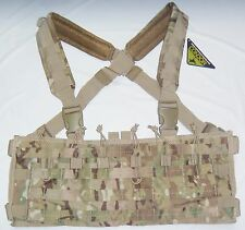 Condor MCR6 Rapid Assault Chest Rig Vest Mag Pouch Tactical MOLLE Crye MULTICAM