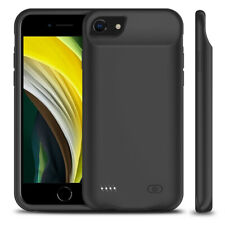 """Top Power Bank Battery Backup Case Charger Cover iPhone 6s + Plus 5.5"""" USB Cable"""