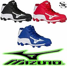 MIZUNO 9-SPIKE ADVANCED FRANCHISE 8 MID - MEN'S BASEBALL CLEATS