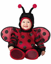 Itty Bitty Ladybug Ladybird Insect Deluxe Toddler Baby Girls Infant Costume