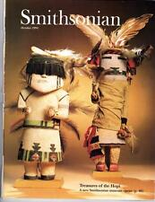 Smithsonian Magazine October 1994: Treasures of the Hopi
