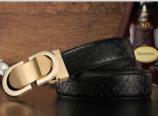 Luxury Men Genuine Leather Belt Designer Belts For Men Buiness Waist Strap