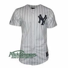 New York Yankees Replica Home MLB Baseball Jersey by Majestic Athletic