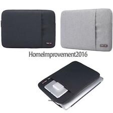 """Laptop Notebook Sleeve Case Carrying Bag 11"""" 13"""" 15 Inch For MacBook"""