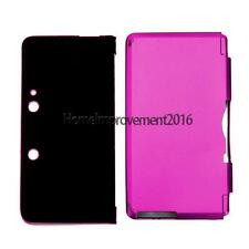 Aluminum with Flannel Protective Case Cover Shell for Nintendo 3DS