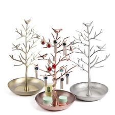 Jewelry Display Tree Stand Holder Earring Bracelet Necklace Ring Organizer