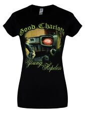 Good Charlotte The Young And The Hopeless Women's Black T-shirt