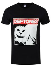 Deftones Owl Men's Black T-shirt