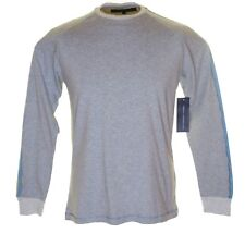 Bnwt Mens Fcuk French Connection Long Sleeved T Shirt Top Grey New